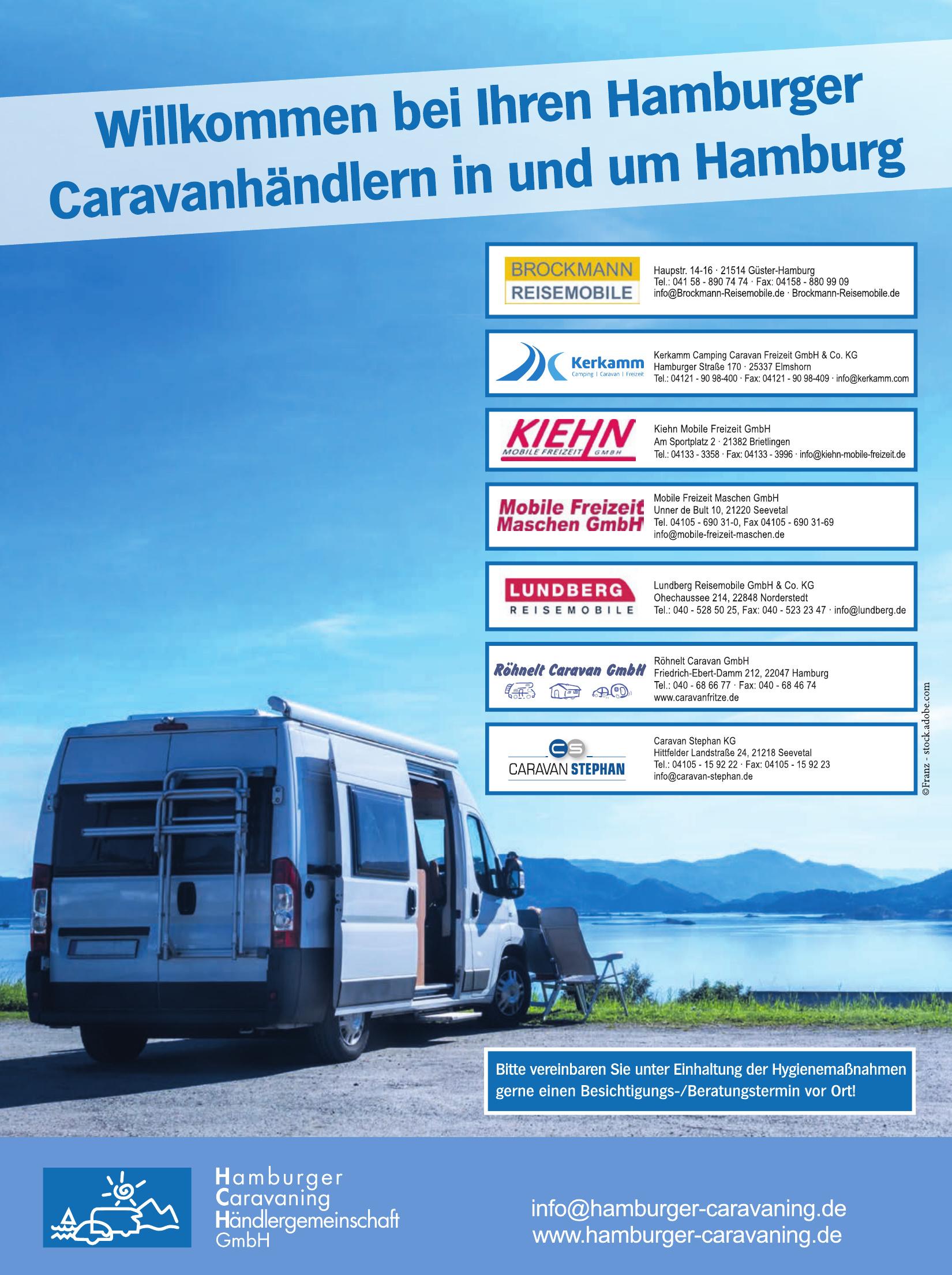 Hamburger Caravaning Händlergemeinschaft GmbH