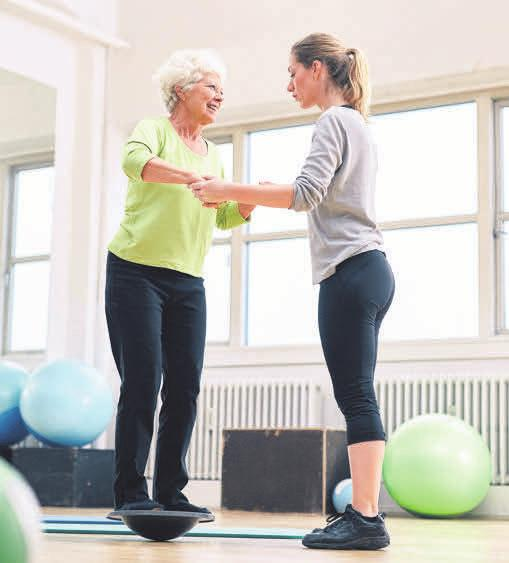 Regelmäßige Bewegung kann das Risiko für Bluthochdruck senken. FOTO: ISTOCKPHOTO