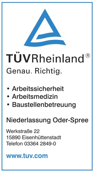 Tüv Rheinladn