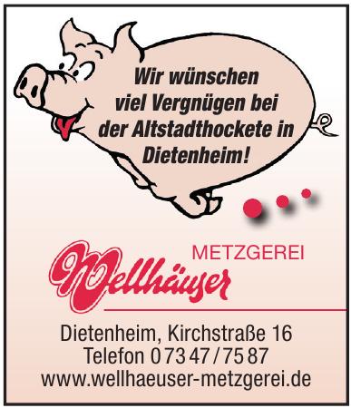 Metzgerei Wellhäuser