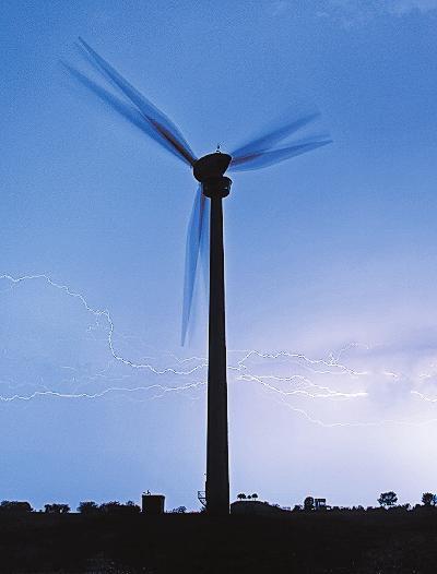 Energie ist Schwerpunktthema des Ingenieurtags. FOTO: JULIAN STRATENSCHULTE/DPA