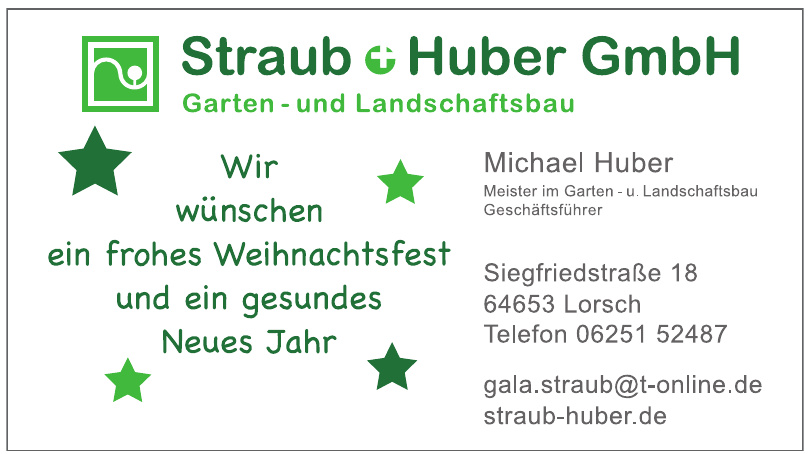 Straub + Huber GmbH