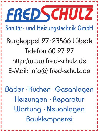 Fred Schulz Sanitär- und Heizungstechnik GmbH
