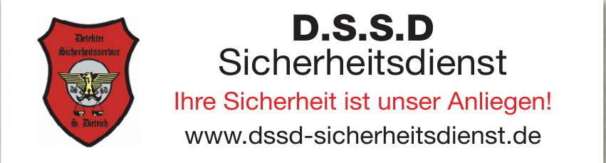 D.S.S.D. Sicherheitsdienst