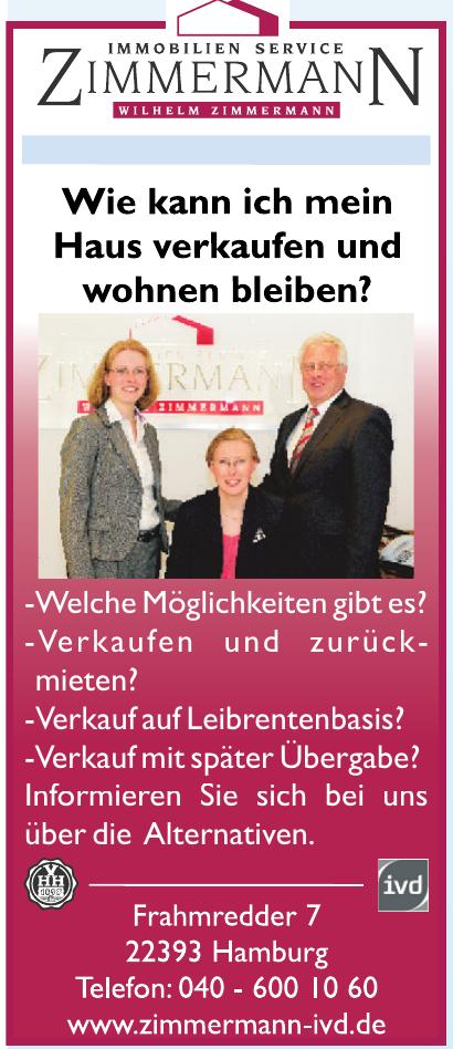 Immobilien Service Zimmermann