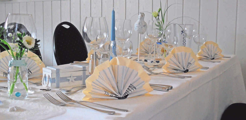 Bietet eine gemütliche Atmosphäre für eine unvergessliche Hochzeitsfeier: Die Gaststätte Zur Eiche.