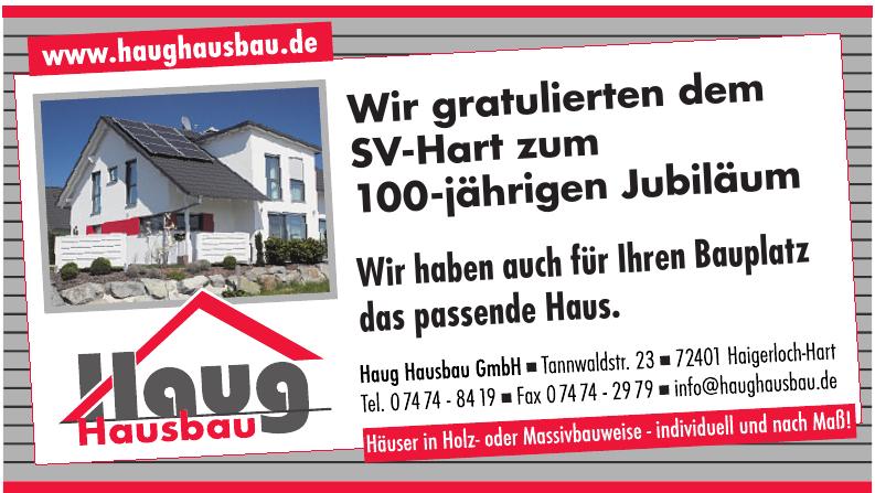 Haug Hausbau GmbH