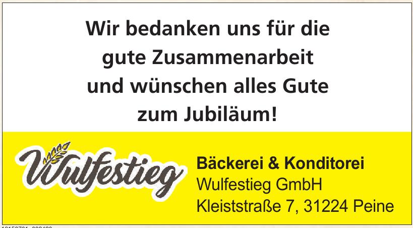 Bäckerei & Konditorei Wulfestieg GmbH