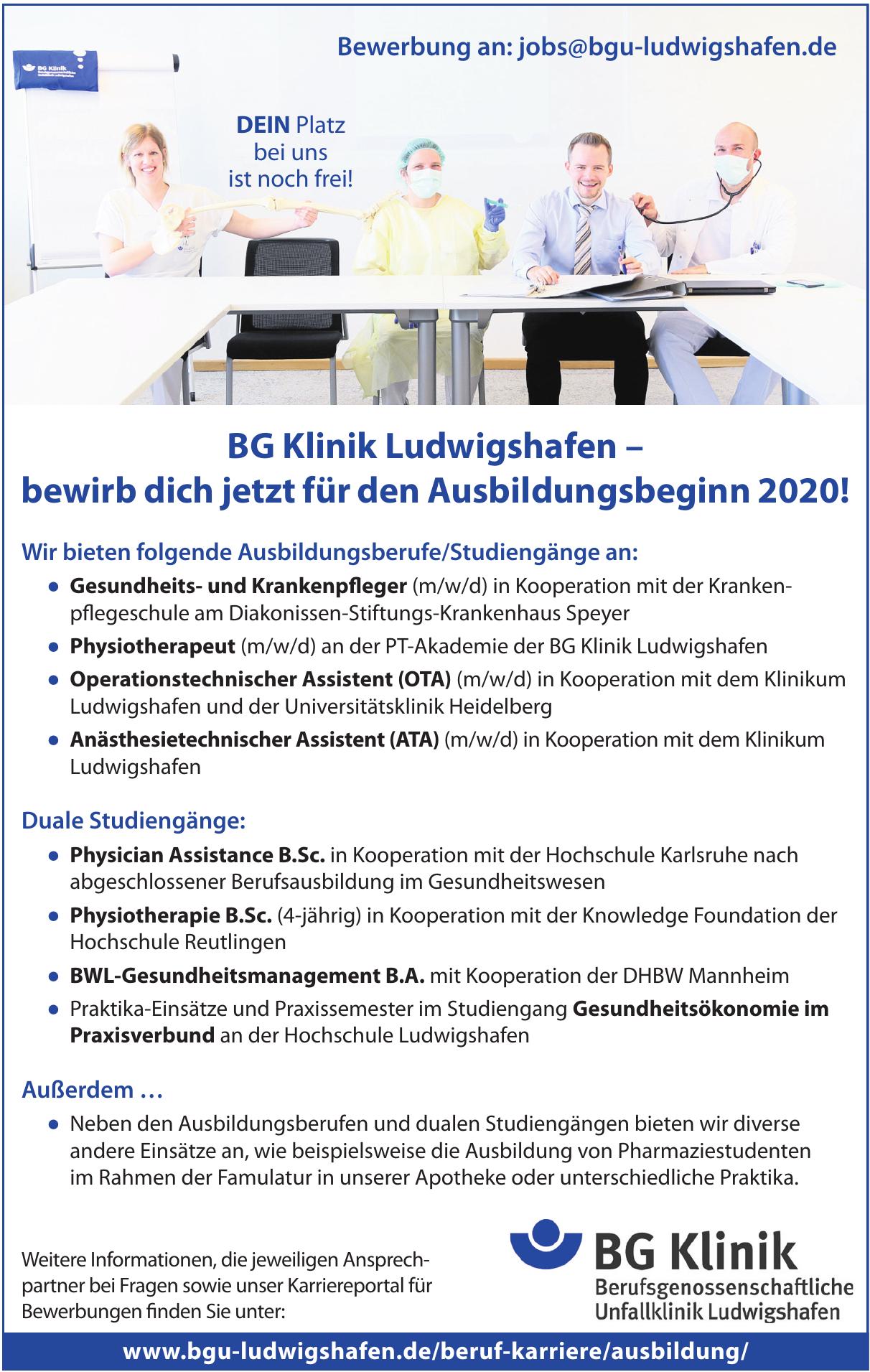 BG Klinik Ludwigshafen
