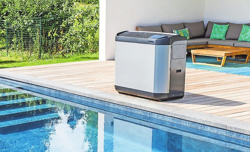 Angenehme Pool-Temperaturen zum Spartarif Image 1