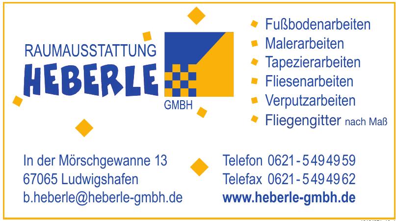 Raumausstattung Heberle GmbH