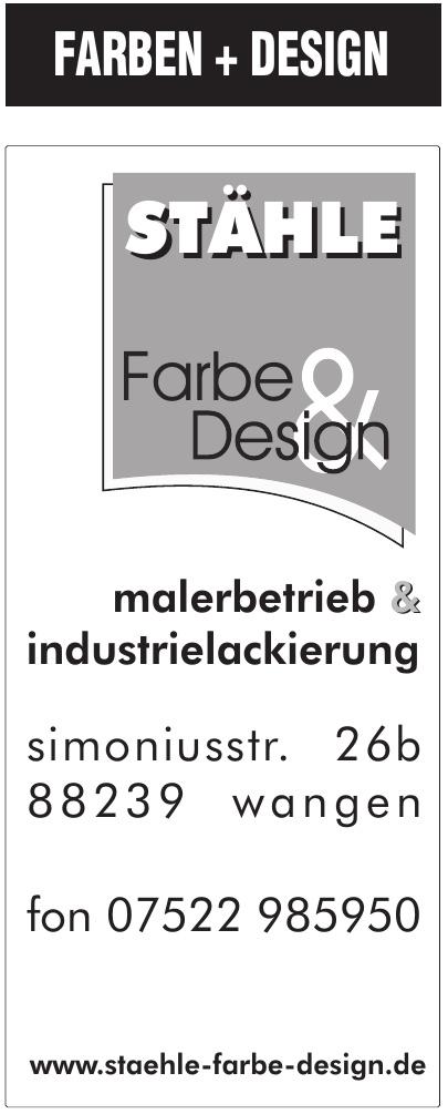 Matthias Stähle Maler- und Lackierbetrieb