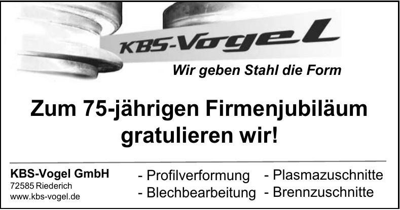 KBS-Vogel GmbH