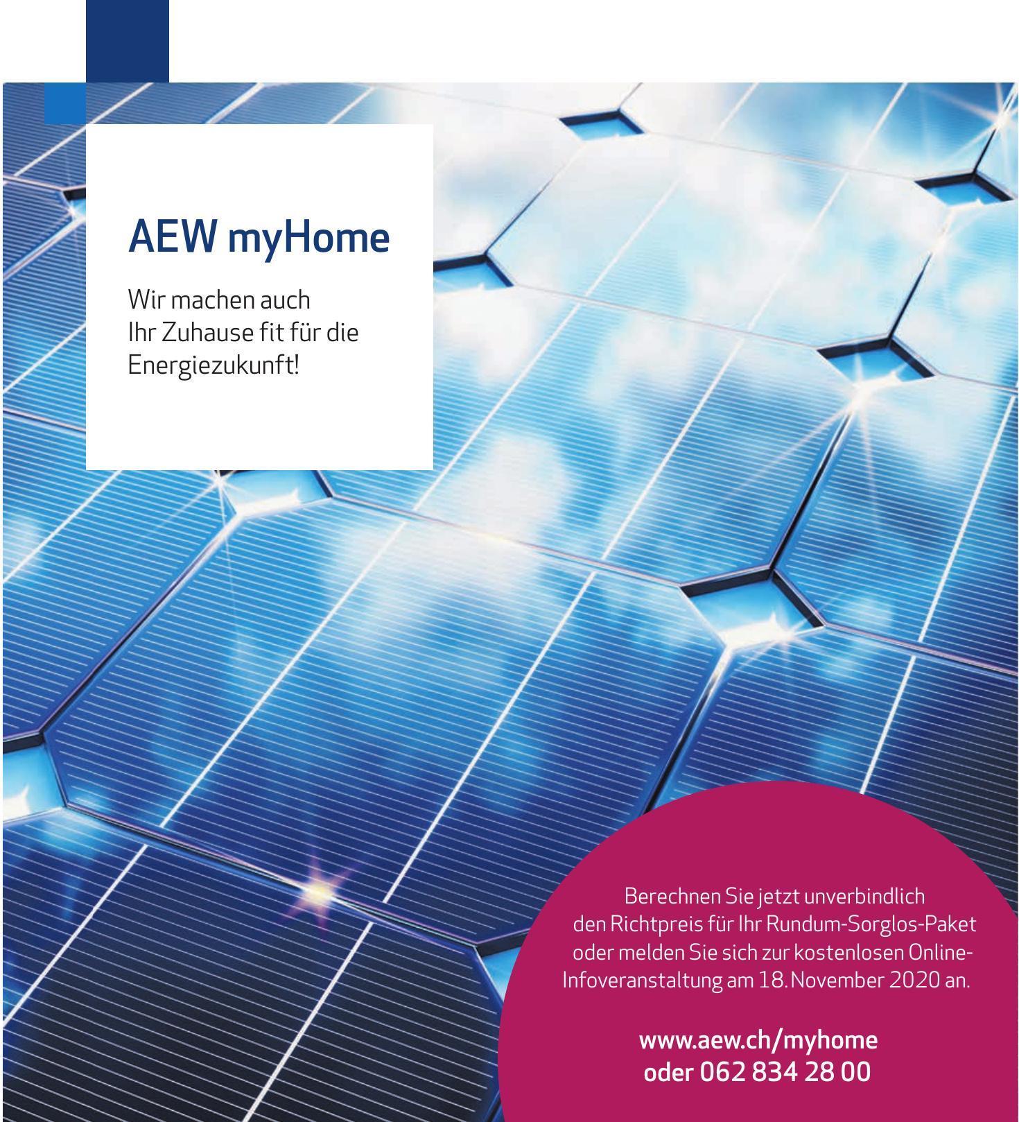 AEW Energie AG