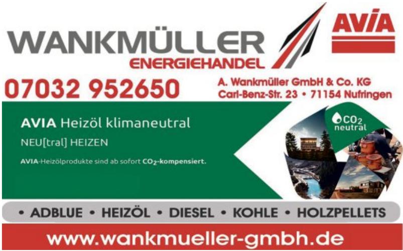 Wankmüller Energiehandel