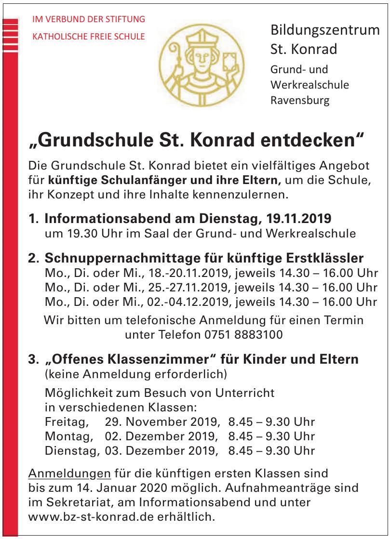 Bildungszentrum St. Konrad