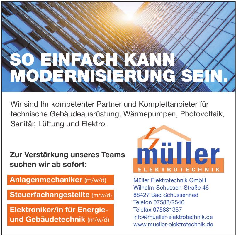 Müller Elektrotechnik GmbH