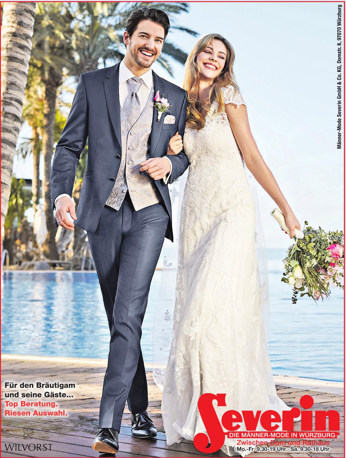 Männer-Mode Severin GmbH & Co. KG