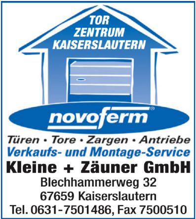 Kleine + Zäuner GmbH