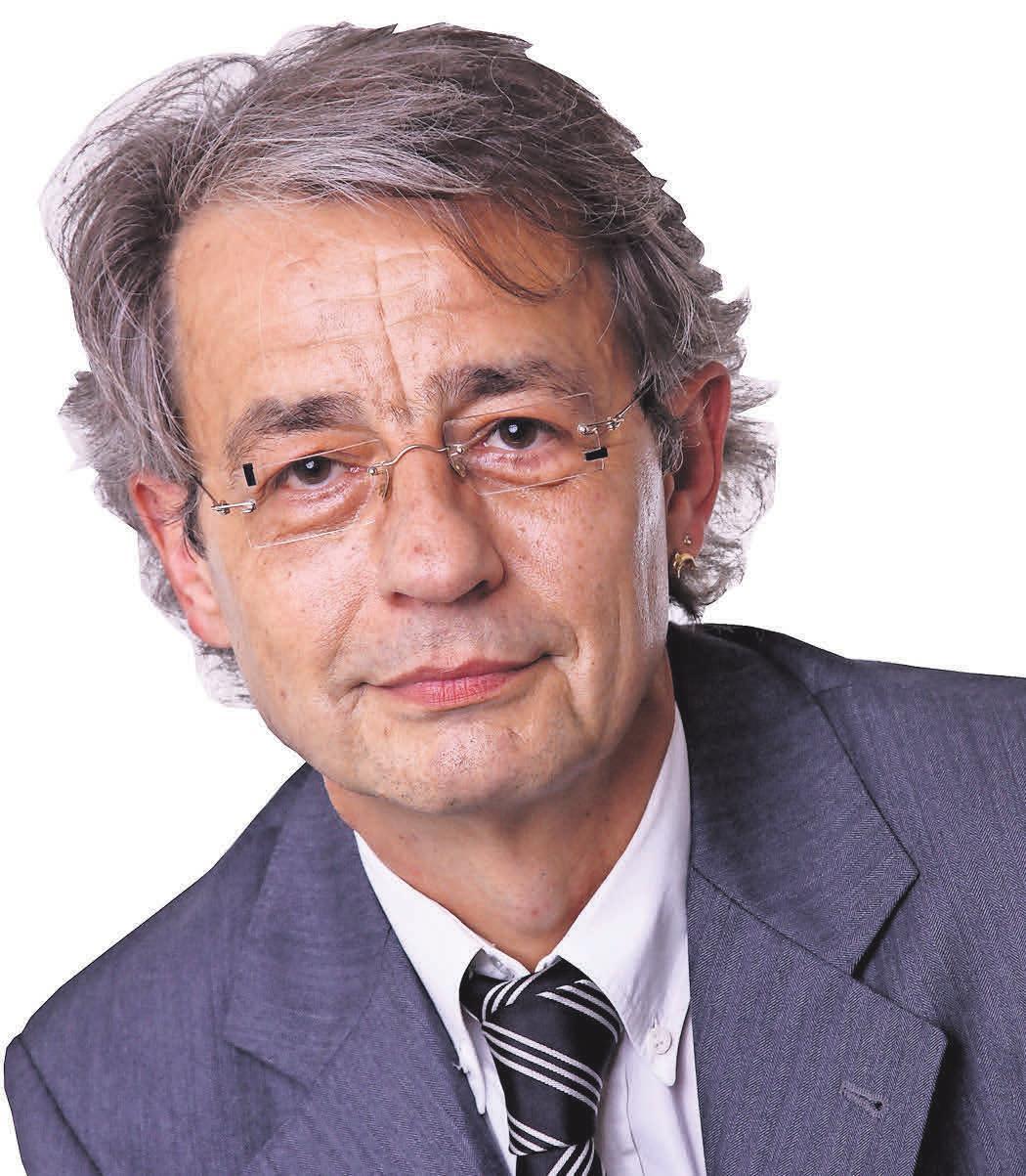 Ein vielseitiges Dienstleistungsangebot, flankiert von kompetenter Beratung – das bietet Geschäftsführer Oskar Grünberger vom ASK.