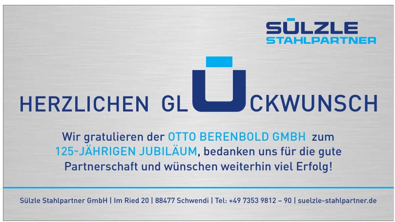 Sülzle Stahlpartner GmbH