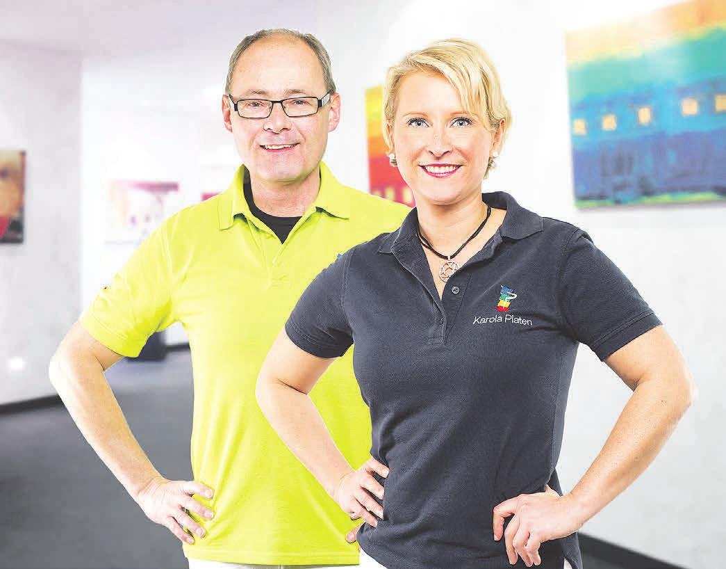 Karola Platen und Thomas Pfeiffer sorgen für ein hohes Maß an Lebensqualität. Foto: Archiv