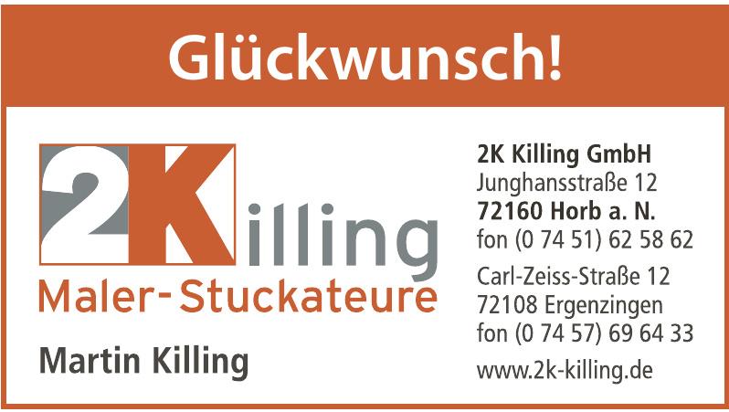 2K Killing GmbH