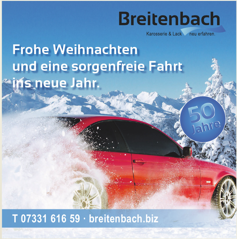 Breitenbach Karosserie und Lack GmbH