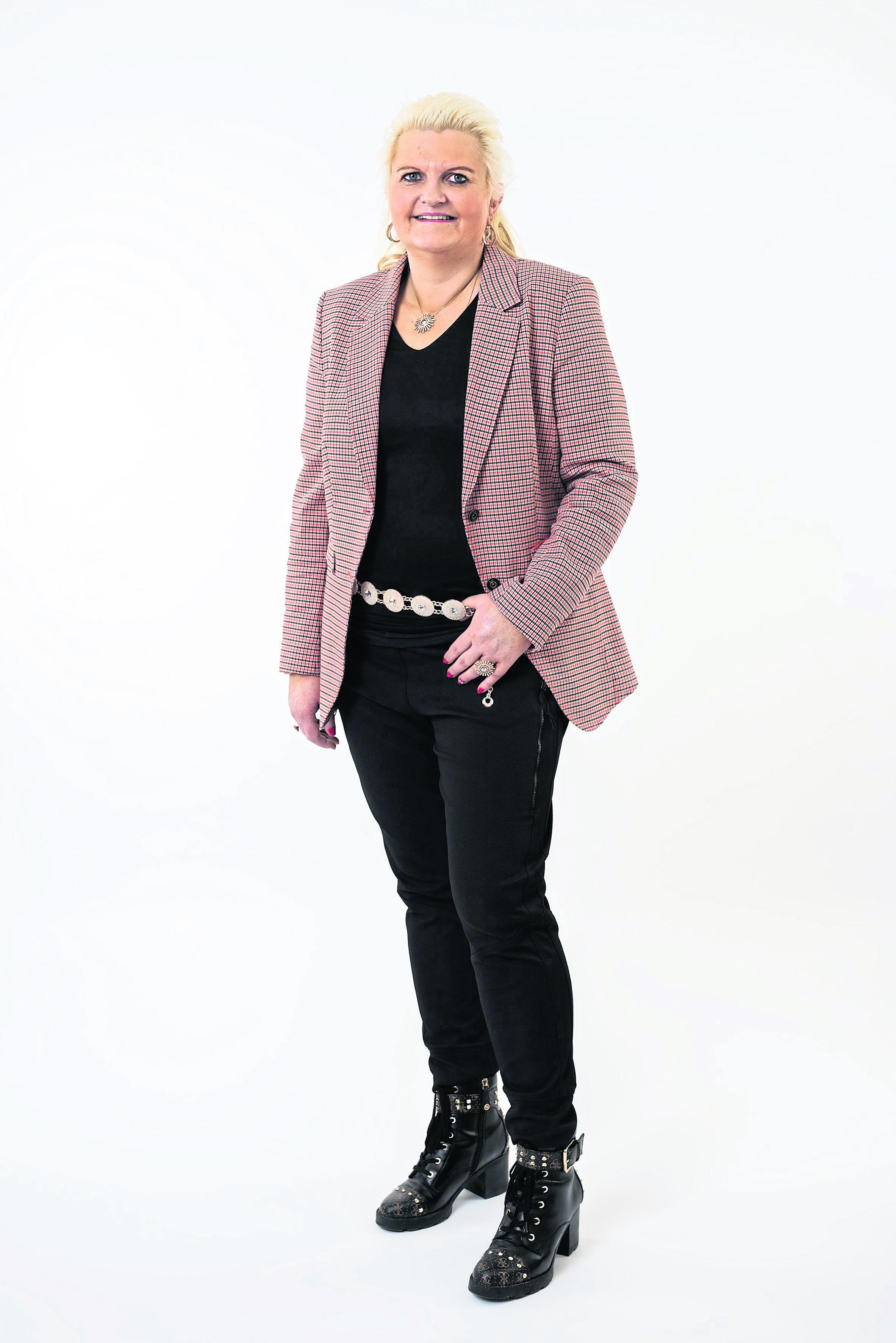 Pflegedienstleitung Sandra Buchner