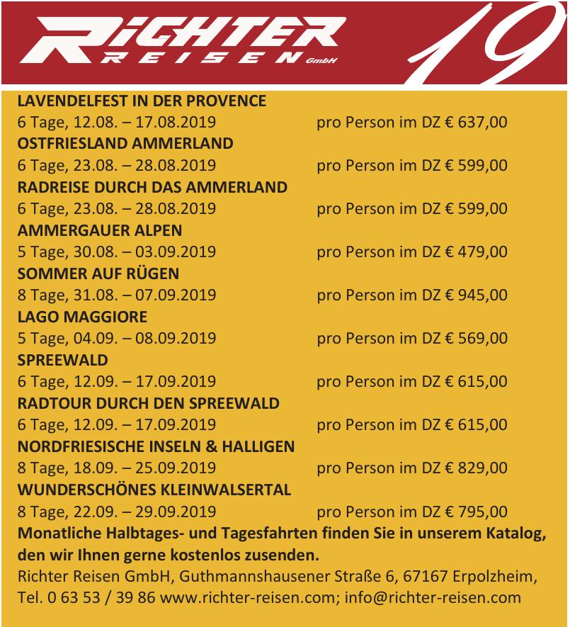 Richter Reisen GmbH