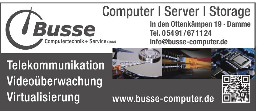 Busse Computertechnik + Service GmbH