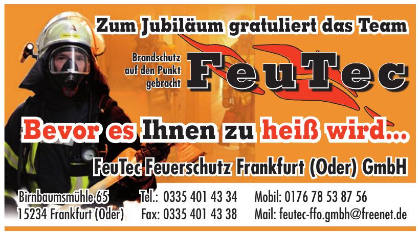 FeuTec Feuerschutz Frankfurt (Oder) GmbH