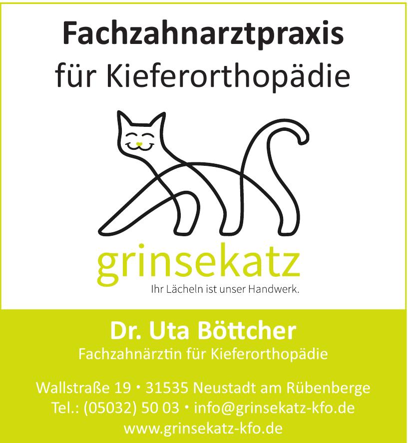 grinsekatz Dr. Uta Böttcher