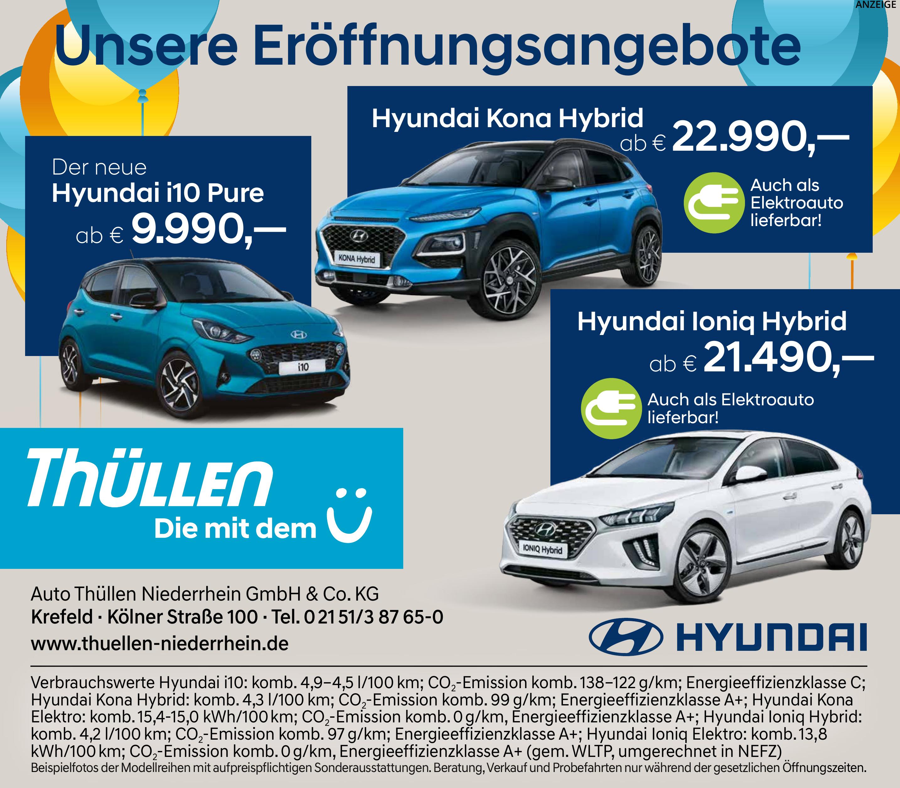 Auto Thüllen Niederrhein GmbH & Co. KG