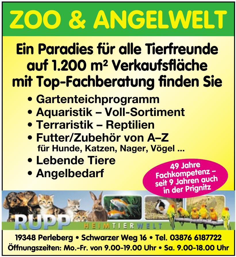 Zoo & Angelwelt