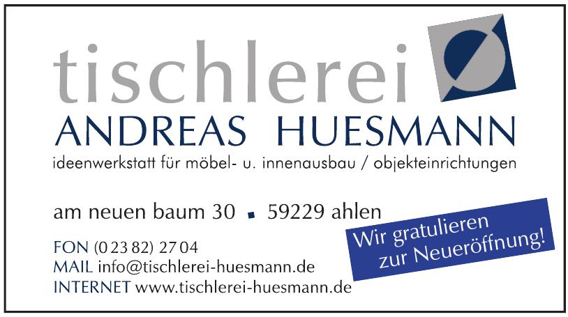 Tischlerei Andreas Huesmann