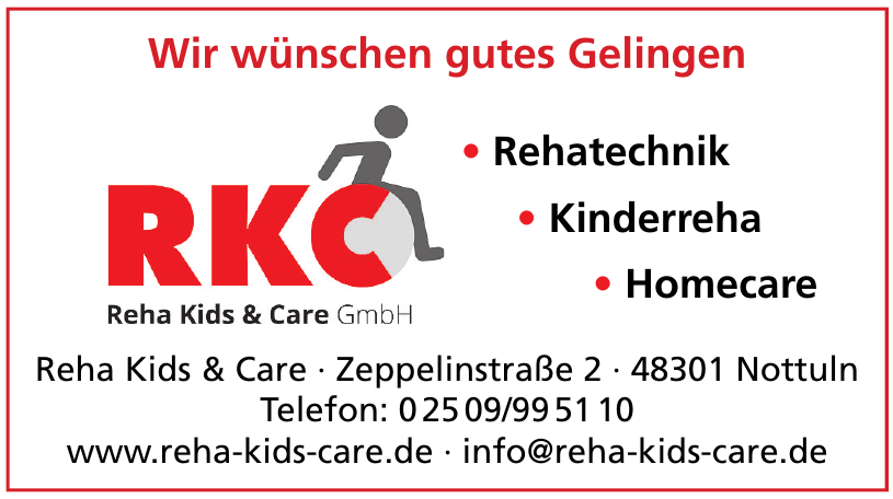 Reha Kids & Care GmbH