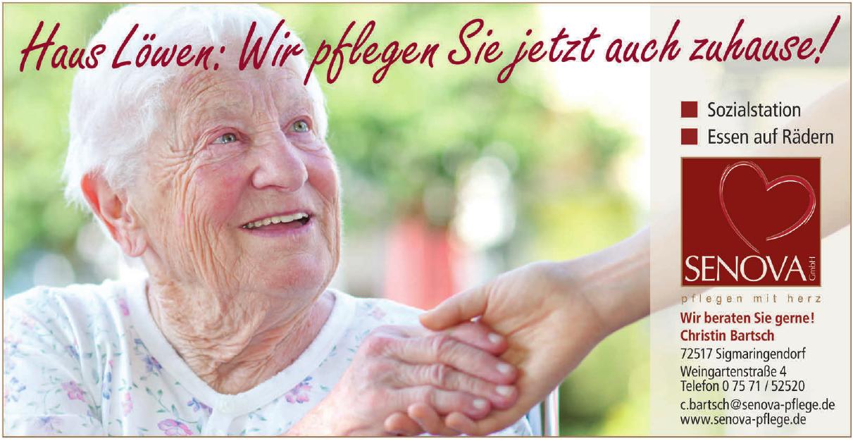 Senova GmbH Seniorenzentrum Truchtelfingen