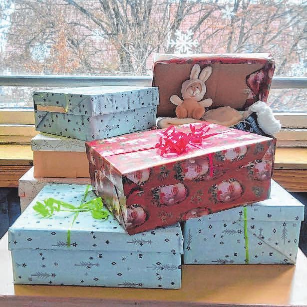 Weihnachtsaktionen an der Löhrschule Image 1