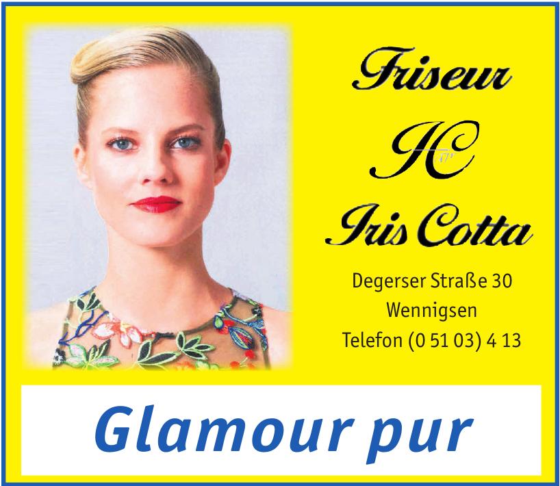 Friseur Hair Iris Cotta