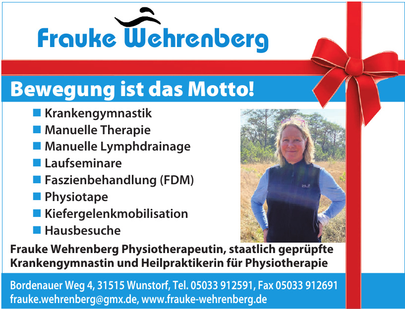 Frauke Wehrenberg