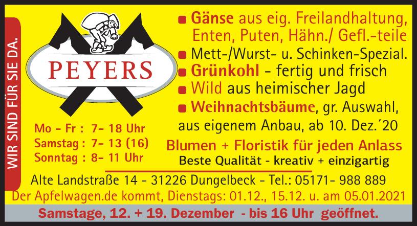 Peyers Hofladen-Obst-Floristik