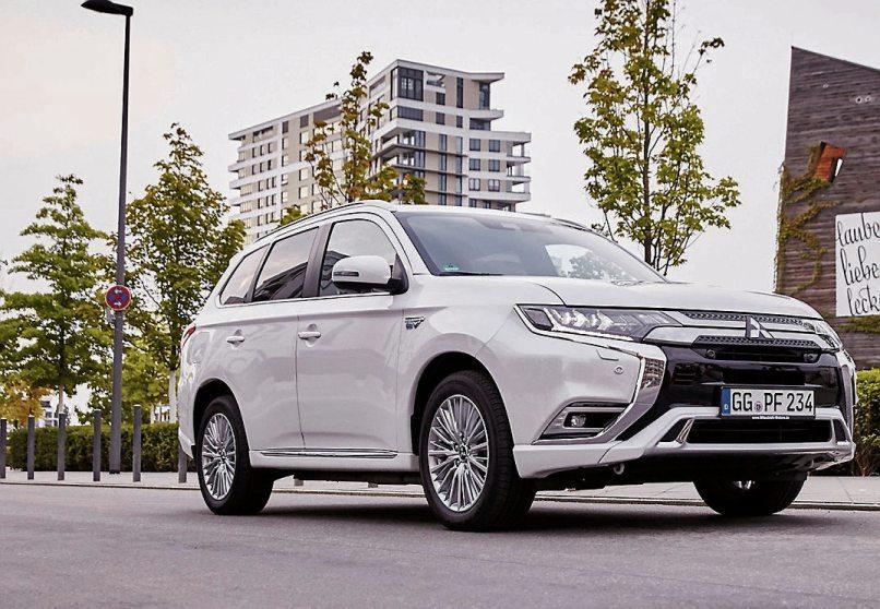 Mitsubishi: Outlander Plug-in Hybrid BASIS Spirit