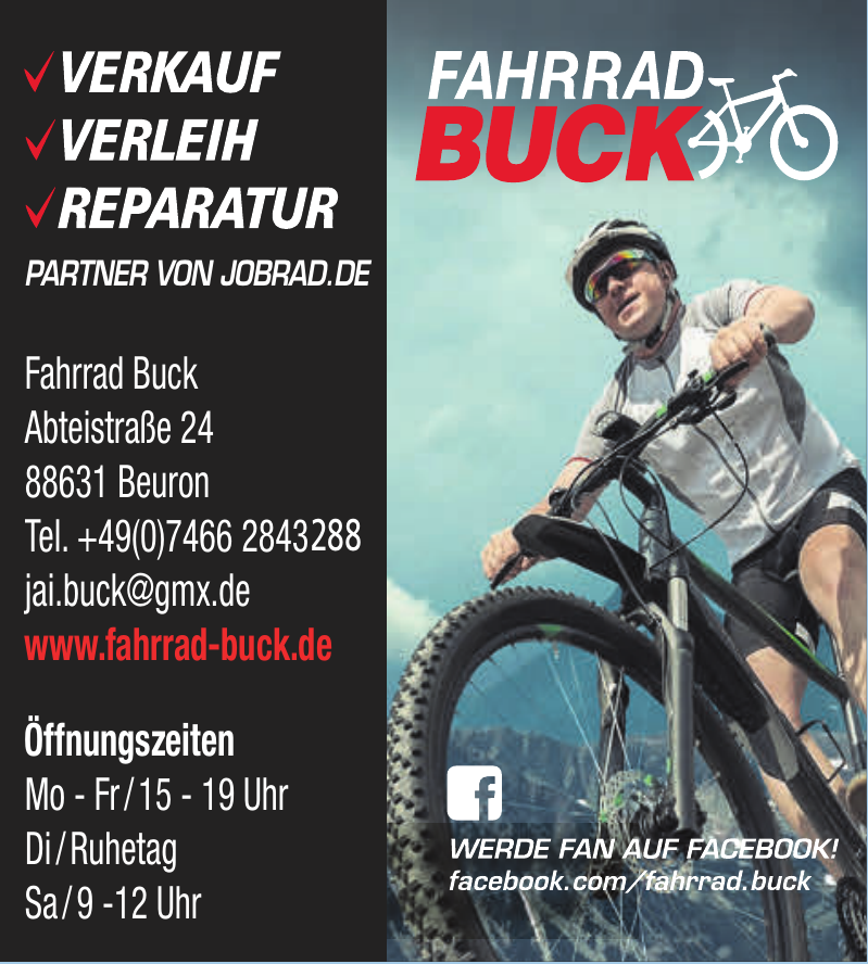Fahrrad Buck