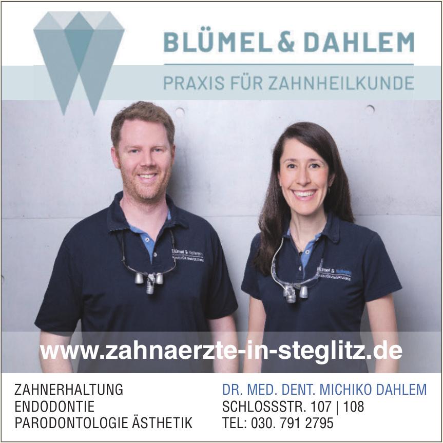 Blümel & Kollegen - Praxis für Zahnheilkunde