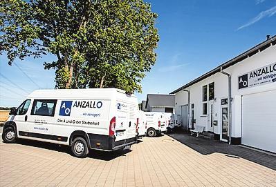 Leistungsfähiges Unternehmen: Anzallo. FOTO: ANZALLO/FREI