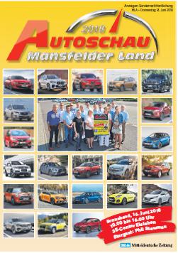 Autoschau Mansfelder Land 2018