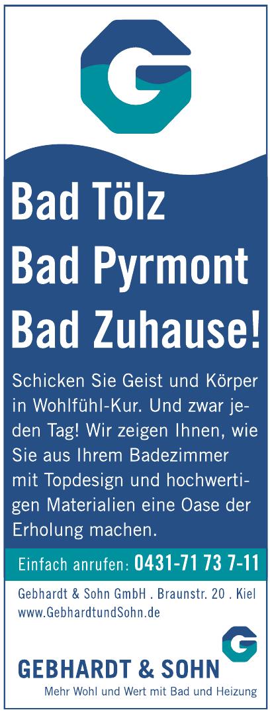 Gebhardt & Sohn GmbH