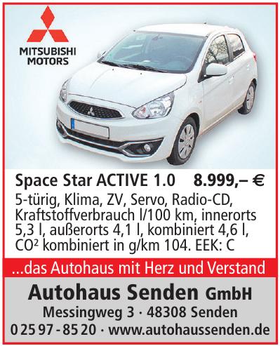 Autohaus Senden GmbH