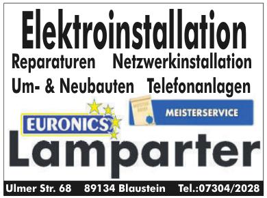 Euronics Lamparter